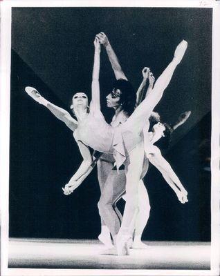 Rita Poelvoorde ne Balletto del XX° secolo
